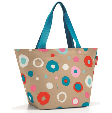 shopper M funky dots 1