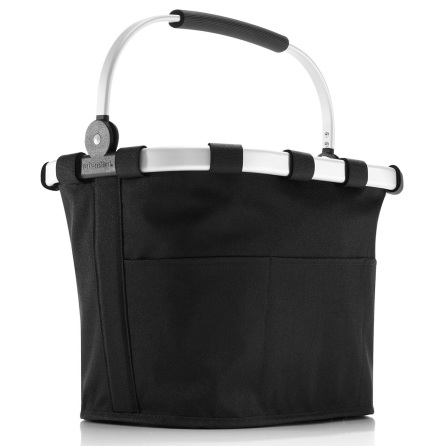 bikebasket plus black