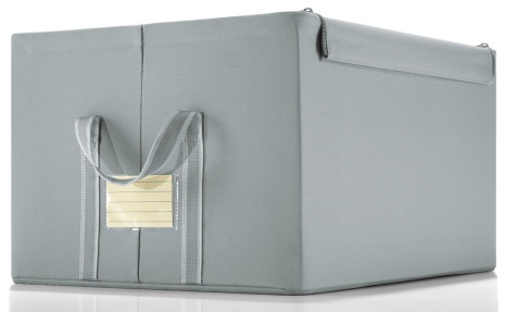 storagebox L grey