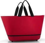 shoppingbasket red