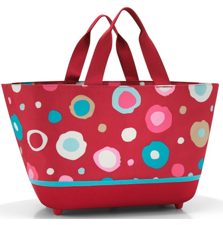 shoppingbasket funky dots 2