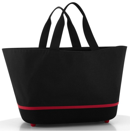 shoppingbasket black