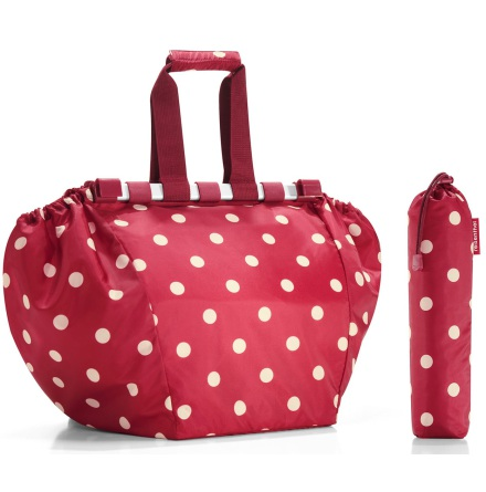 easyshoppingbag ruby dots