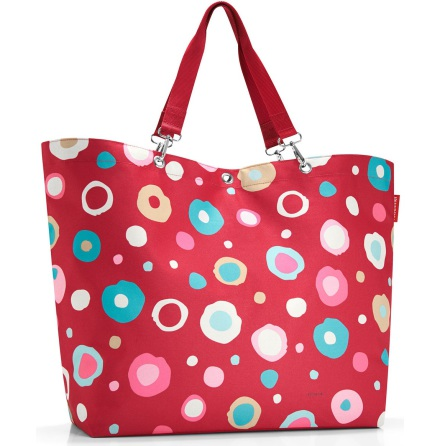 shopper XL funky dots 2