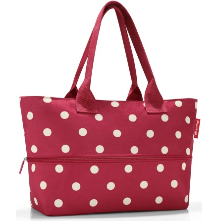 shopper e1 ruby dots
