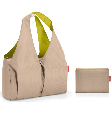 mini maxi happybag taupe
