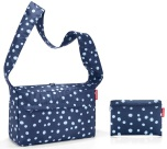 mini maxi citybag spots navy