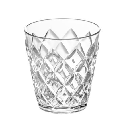 CRYSTAL Tumblerglas