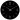 Basic Dome ø35 Väggklocka Svart/Glas