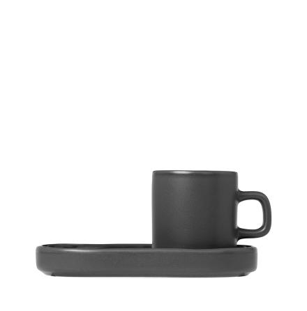 MIO, Set 2 st Espressomuggar, Agave Green