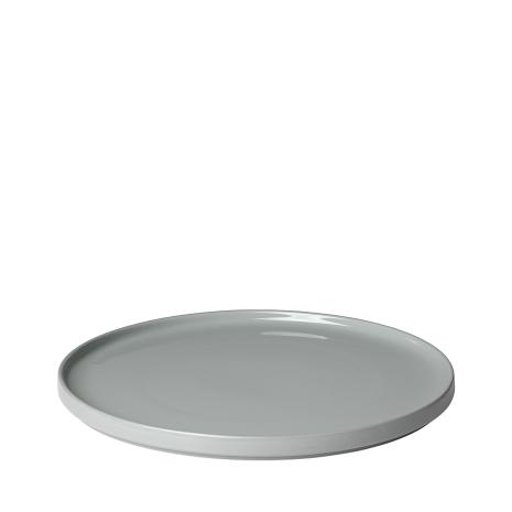 MIO Tallrik stor, Mirage grå