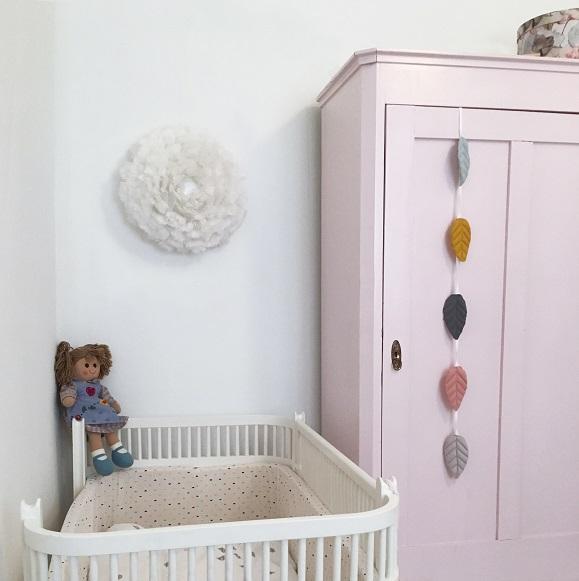 Belysning för barnrummet