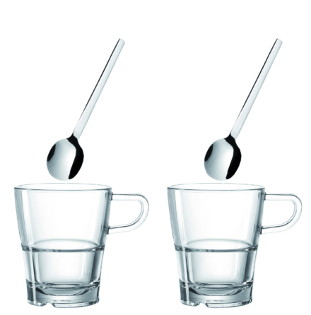 GB/4pcs. Cups/spoons Senso