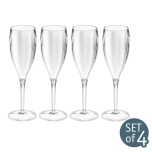 CHEERS NO.1, Champagneglas 4-pack