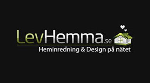 LevHemma.se blir en del av Baradesign!