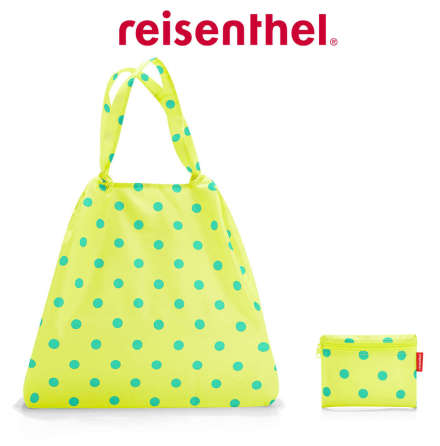 mini maxi loftbag lemon dots