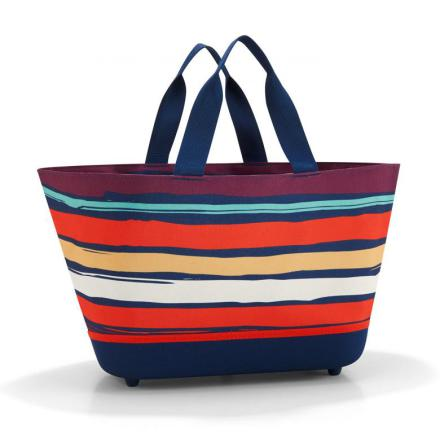 shoppingbasket artist stripes