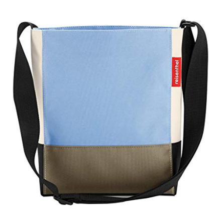 shoulderbag S patchwork pastel
