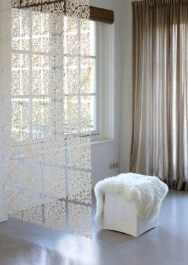 Skapa nya platser hemma med rumsavdelare från Koziol