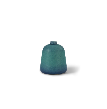 Model no 7 - Small blue vase