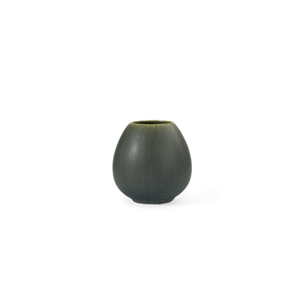Model no 1 - Mosgrønne vase / Small green vase -