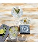 Ginglas 2-pack 630ml inkl drinkrecept