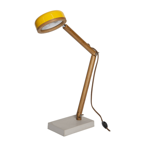 HIPP LED Bordslampa - Copenhagen Yellow - Piffany Copenhagen