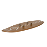 Mr. Wattson Bordstativ - Surfboard, Ash