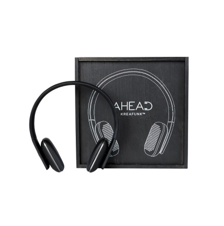 aHEAD, Black edition, BT headset,