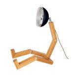 Mega Mr. Wattson LED Lamp Ash - Fashion Black